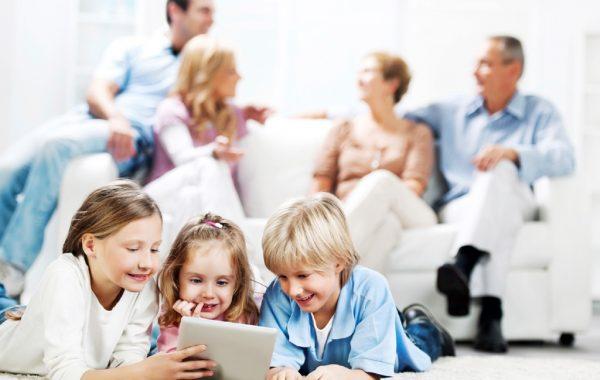 интернет достъп за домашни абонати
